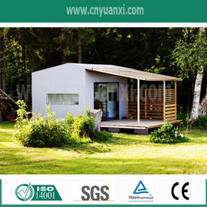 Romantic Prefabricated Modular House with CE Along Sea Bank