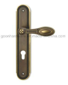 High Quality Solid Brass Door Handle 822 pictures & photos