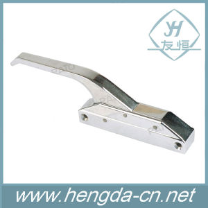 Stainless Steel L Handle Lock for Freezer with Beautiful Surface pictures & photos