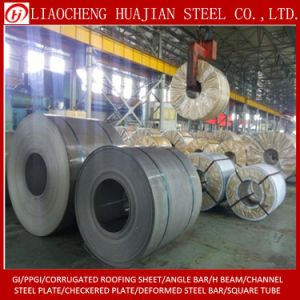 Hot Rolled Black Steel Coil with St37 Material (2*1000 mm) pictures & photos
