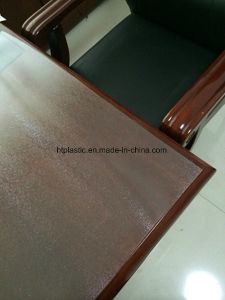 PVC Sheet with Matte for Table Cloth Supplier pictures & photos