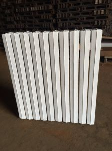 680X94X90mm Italian Style Cast Iron White Radiator