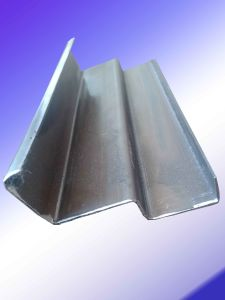 Zz Profile 74*0.65*5800/ Steel Profile pictures & photos