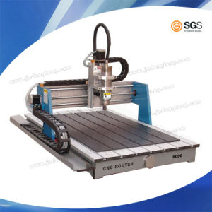 6090 Wood, Acrylic, MDF, Pleastic, Metal CNC Router Machine pictures & photos