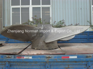 2350mm Diameter Bronze Propeller for Boat Propulsion Unit pictures & photos