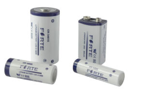 Camera Lithium Battery Cr1/3n