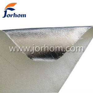 Aluminum Coated Fiberglass Fabric 1200g