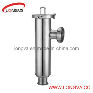 Stainless Steel Sanitary Angle Filter pictures & photos