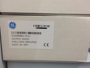 Ge PLC IC200mdl741 pictures & photos