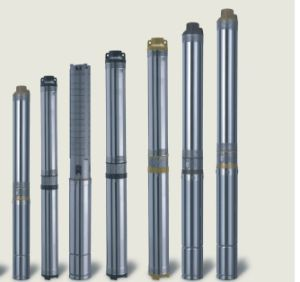 Submersible Deep Well Pump (QJD4-25/4-0.37)