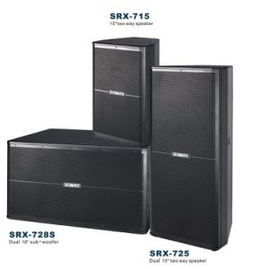 Brand New Srx-700series Full Range Professional Speaker pictures & photos