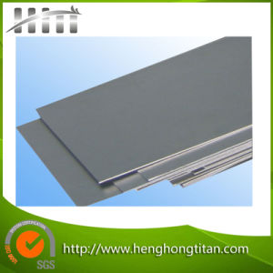 Commercial Pure Titanium Plate and Sheet (Grade 1 & Grade 2)