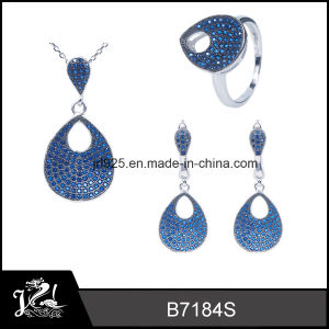 955333a91 China Jrl Simple Fancy Turkish 925 Silver Jewelry Sets with Sapphire CZ  Alibaba Wholesale - China Turkish 925 Silver Jewelry, Fancy Jewelry Set