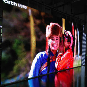 P6 High Definition Superthin LED Display Screens