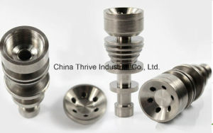 Supply Gr2 Titanium Nail Smoking pictures & photos