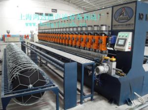 Plastic Geogrid Production Line