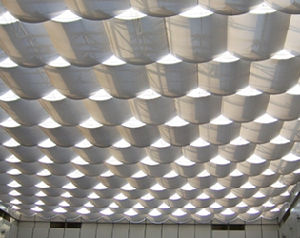 Automatic Roof Shade System