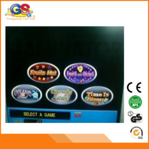Wmx Nxt 5 in 1 Multi Casino Slot Machine Games pictures & photos