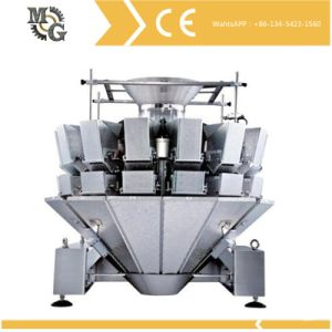 5L Stainless Steel 10 Head Weigher of Packing Machine pictures & photos