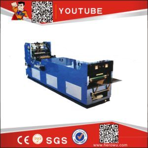 Xtj-380 Paper Envelope Gluing Machine pictures & photos