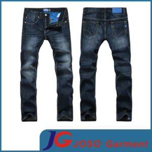 Fashion Black Stretch Denim Jeans (JC3266) pictures & photos