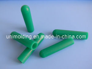 Green-Colored Silicone Masking Caps/Silicon Tapereded Plugs /Silicone Masking Plugs pictures & photos