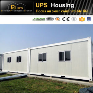 SGS Certificated Labor Dorm 40FT Modified Shipping Container House pictures & photos