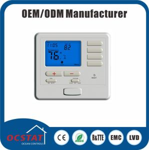 Heat Pump 2 Heat 2 Cool 5/1/1 Weekly Programmable Temperature-Controller