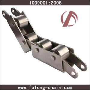 Special Stainless Steel Roller Chain with Attachment (All kinds) pictures & photos
