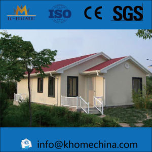 3 Bedrooms 1 Living Room Steel Frame Prefab Villa House pictures & photos