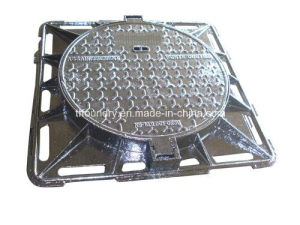 Ductile Casting Iron Sewer Manhole Cover & Frame
