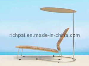Outdoor Teak Leisure Lounge (RMG-L01)