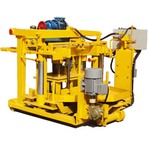 Small Concrete Block Machine Egg Layer Baking Free Block Making Machine Qt40-3A pictures & photos