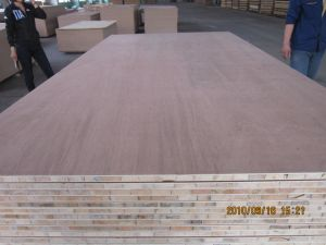 Kuring Veneer Faced Blockboard pictures & photos