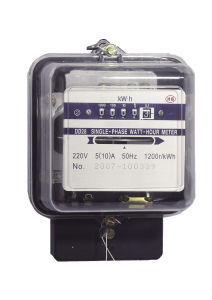 Single Phase Two Wire Mechanical Energy Meter (Dmm28-02)