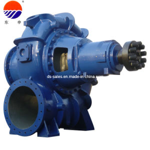 Horizontal High Pressure Single Suction Centrifugal Sewage Pump