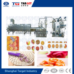 Factory Price Boiled Candy Hard Candy Production Line pictures & photos