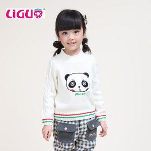 e4da8779fc7 Beautiful Sweaters for Girls Panda Pattern Knit Sweater and for Children