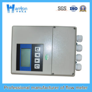Carbon Steel Fixed Ultrasonic (Flow Meter) Flowmeter pictures & photos