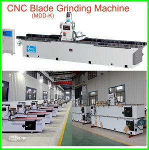 Precise Long Blade Grinding Machine