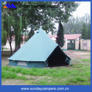 Waterproof Canvas Bell Tent for Glamping Wholesale pictures & photos