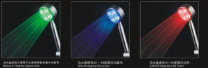 Colorful Shower Filter and with Temperature Control pictures & photos