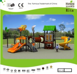 Kaiqi Medium Sized CE Approved Children′s Playground Set - Available in Many Colours (KQ10060A) pictures & photos