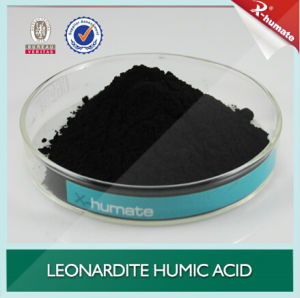 X-Humate 70%Min Powder Humic Acid Basal Fertilizer pictures & photos