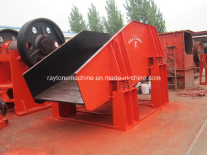 Gzd Series Double Vibration Motor Vibrating Feeder Equipment pictures & photos
