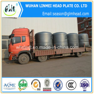 Professional Manufacture Pipe Cap Water Tank Heads