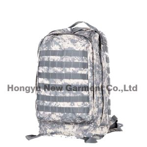 Factory Custom High Quality Outdoor Camouflage Tactical Military Backpack (HY-B010)