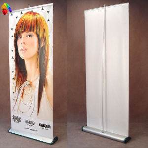 Pull up Banner, Roll up Banner with Display Stand pictures & photos