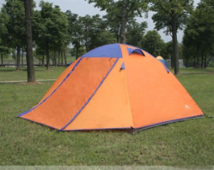 Top Quality Inflatable Portable Camping Waterproof Outdoor Colorful Big Tent pictures & photos