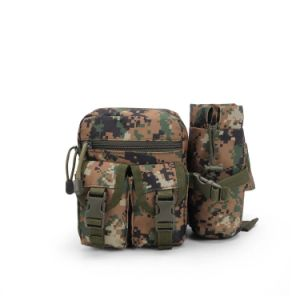 High Quality Water-Proof Military Waist Bag with Low MOQ pictures & photos